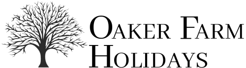 Oaker Farm Holidays Logo
